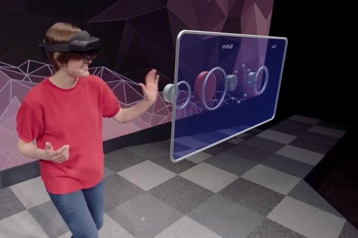 Hololens 2 (Bild: Microsoft)