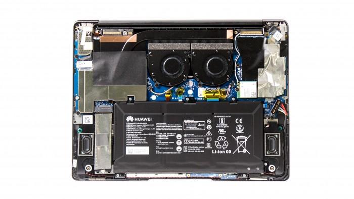 Matebook 13 von Huawei (Bild: Marc Sauter/Golem.de)