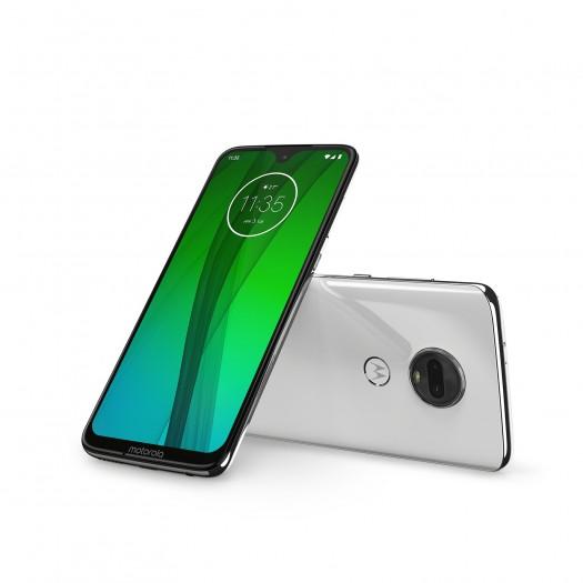 Moto G7 (Bild: Motorola)
