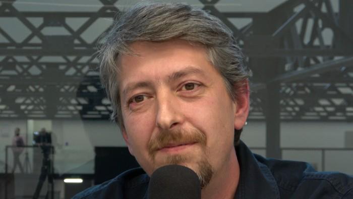 Stephane Beley arbeitet als Kreativchef bei Ubisoft Ivory Tower. Er ist für die inhaltliche Ausrichtung von The Crew 2 verantwortlich. (Bild: Medienagentur plassma/Olaf Bleich)