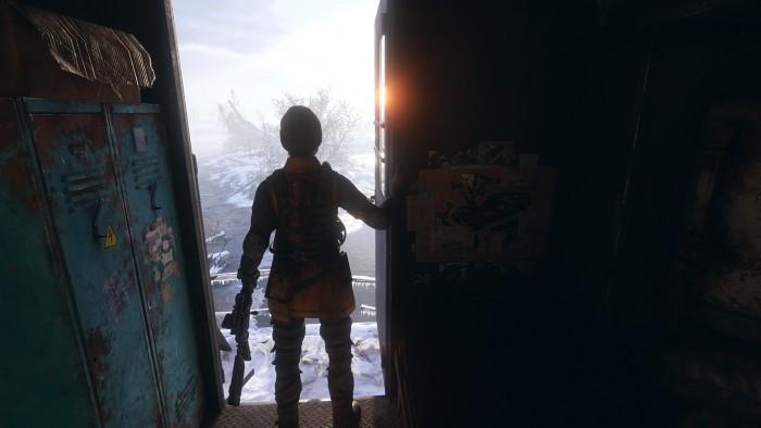 Metro Exodus mit RTX Ultra (Rechteinhaber: 4A Games, Screenshot: Marc Sauter/Golem.de)