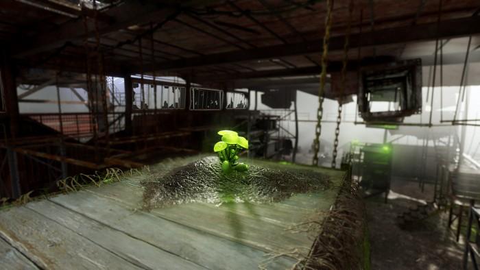 Impressionen aus Metro Exodus (Rechteinhaber: 4A Games, Screenshot: Marc Sauter/Golem.de)