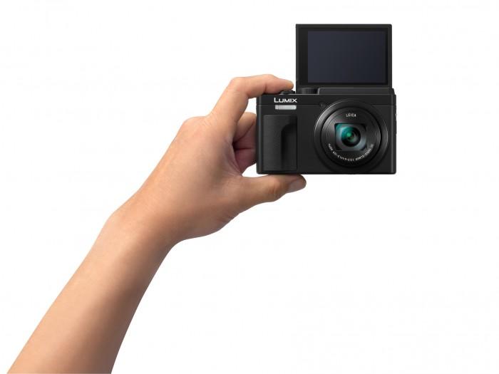 Panasonic Lumix TZ96 (Bild: Panasonic)
