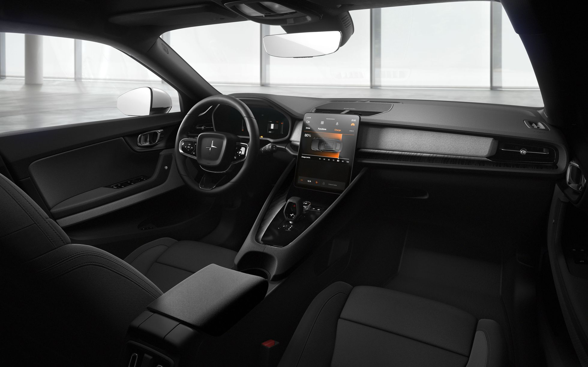 Polestar 2: Erster Elektro-Volvo kostet 40.000 Euro -