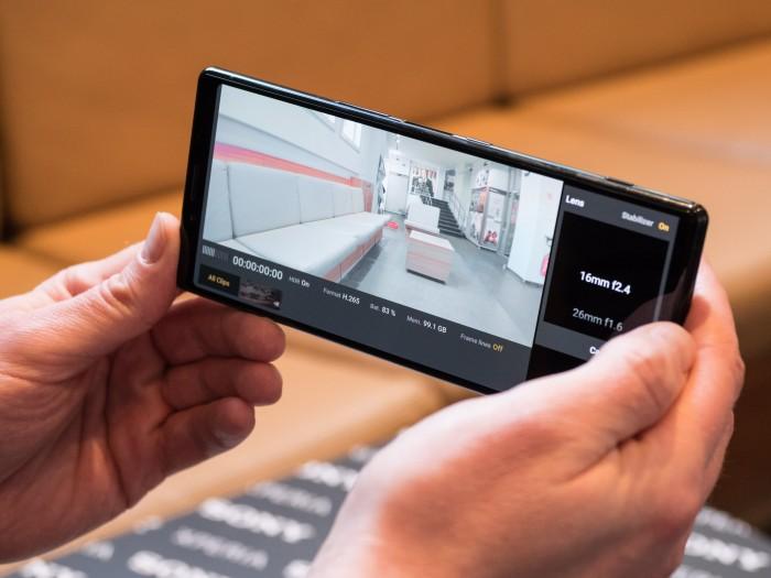 Sonys Xperia 1 (Bild: Martin Wolf/Golem.de)