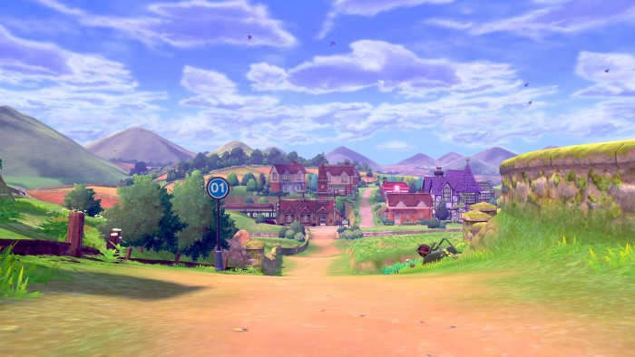 Pokémon Schwert und Schild (Bild: Nintendo)