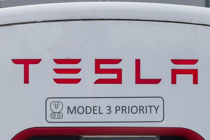 Der muss für das Model 3 umgerüstet sein, ... (Bild: Werner Pluta/Golem.de)