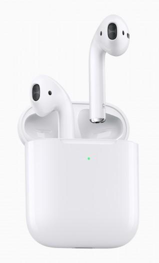 Die neuen Airpods (Bild: Apple)