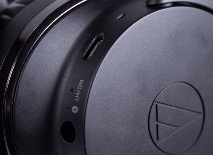 Audio Technica ATH-ANC900BT (Bild: Thomas Hölzel/Golem.de)