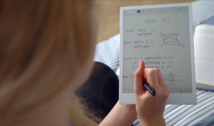 Das E-Pad ist ein Android-Tablet mit einem E-Paper-Display. (Bild: Eewriter)