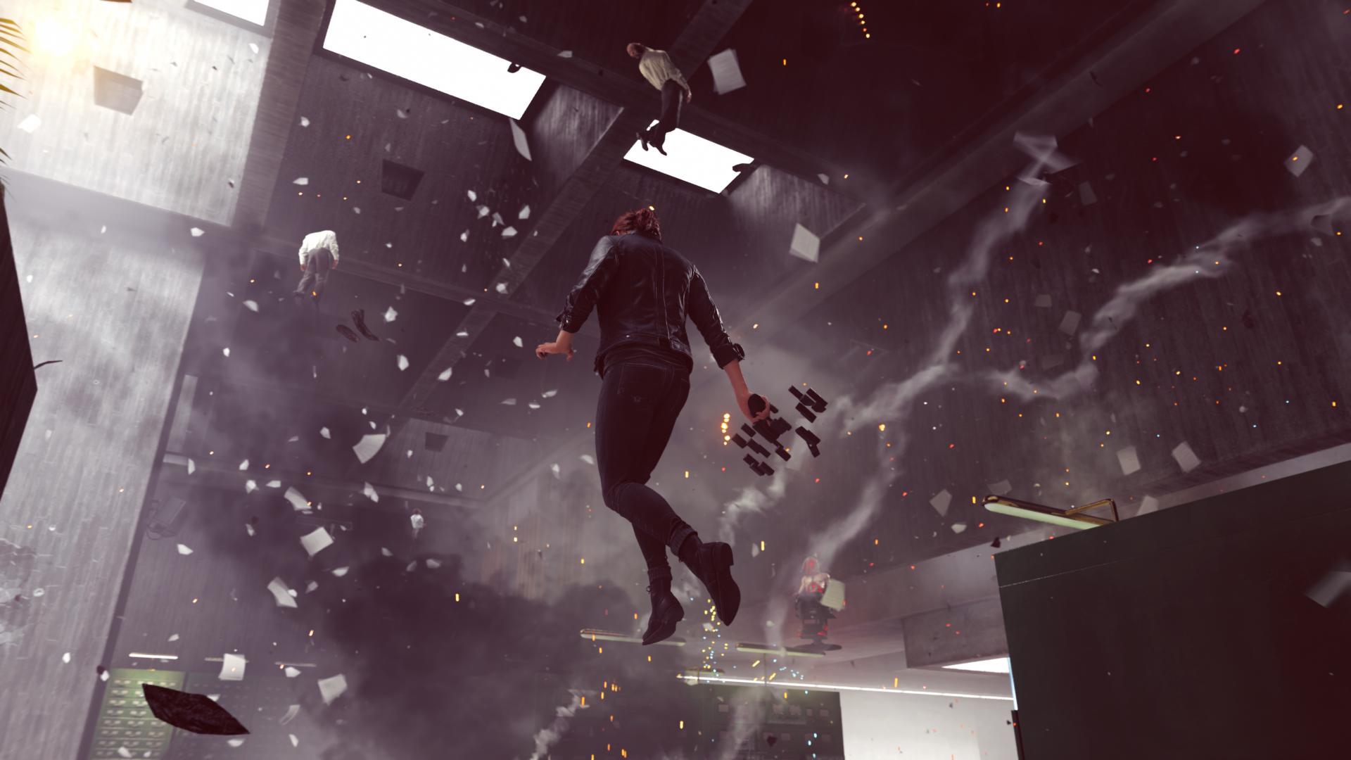 Control angespielt: Volle Kontrolle im Mikrokosmos - Artwork von Control (Bild: Remedy Entertainment)