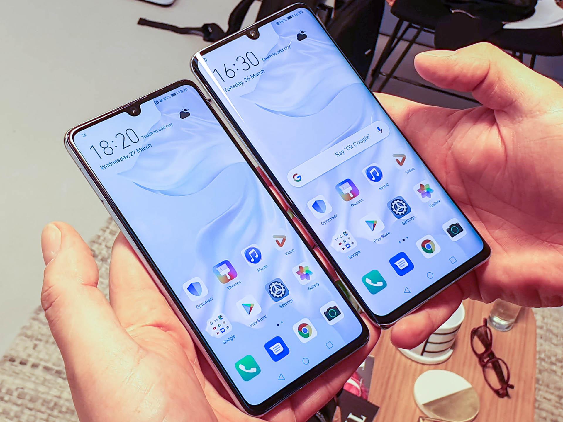 Huawei: Neues P30 kommt mit Dreifachkamera und Kirin 980 -