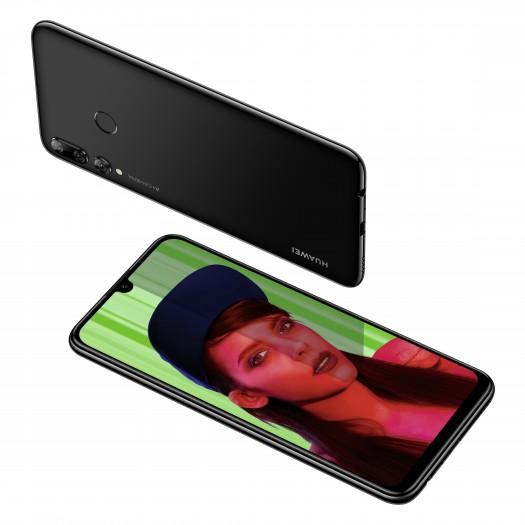 Das neue P Smart+ von Huawei hat eine Dreifachkamera. (Bild: Huawei)
