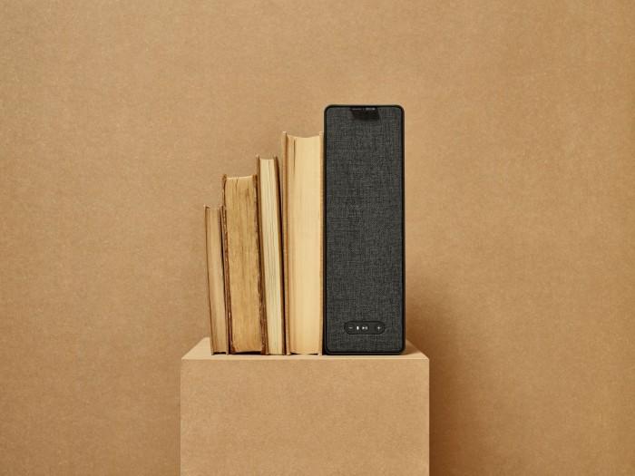 Symfonisk-Lautsprecher für das Bücherregal (Bild: Ikea)