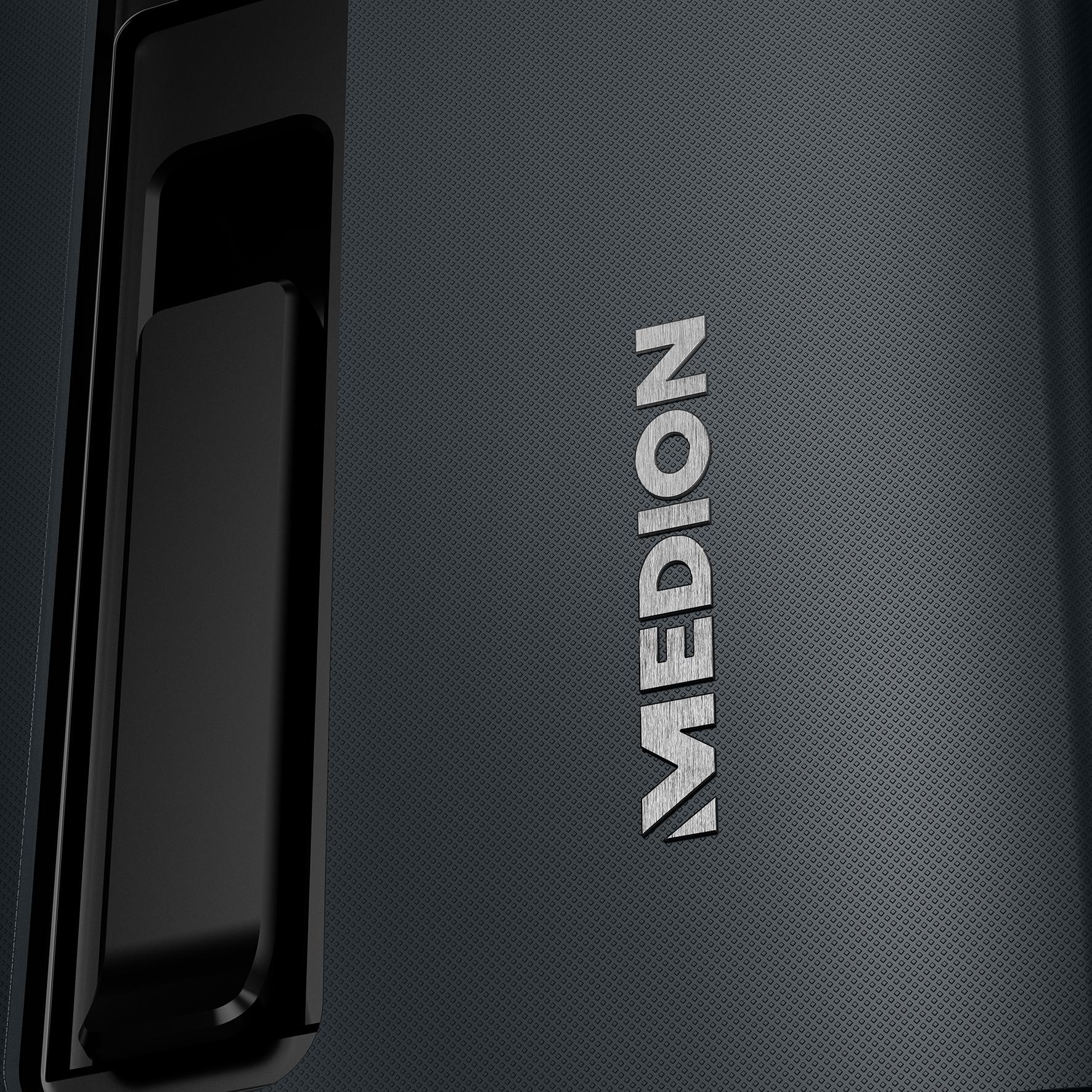 Medion Akoya P32010 und P6645: Aldi-Süd verkauft Ryzen-PC und Intel-Notebook - Medion Akoya P32010 (Bild: Medion)