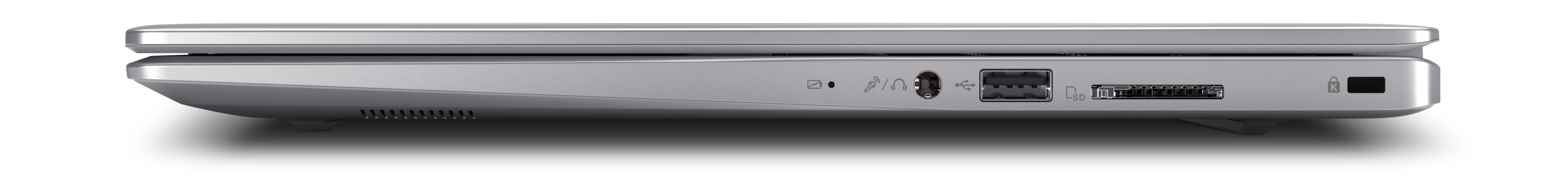 Medion Akoya P32010 und P6645: Aldi-Süd verkauft Ryzen-PC und Intel-Notebook - Medion Akoya P6645 (Bild: Medion)
