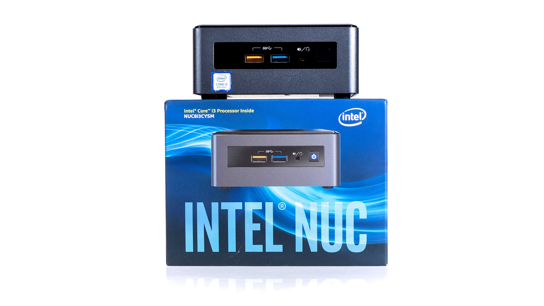NUC8 (Crimson Canyon) im Test: AMD rettet Intels 10-nm-Minirechner - NUC8 alias Crimson Canyon (Bild: Marc Sauter/Golem.de)