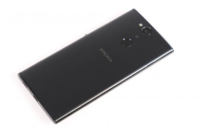 Das Xperia XA2 Plus von Sony wird normalerweise mit Android ausgeliefert. (Bild: Tobias Költzsch/Golem.de)