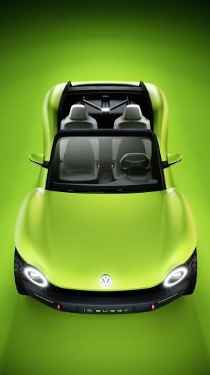 VW ID Buggy (Bild: Volkswagen)