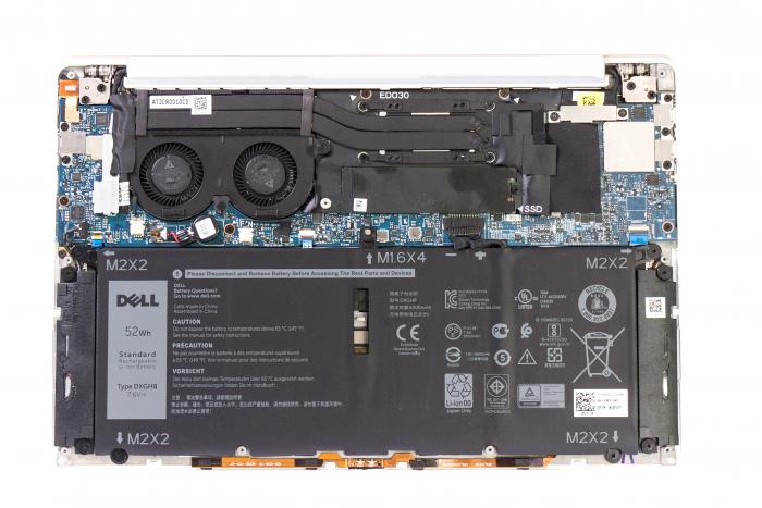 Dells XPS 13 (9380) (Bild: Marc Sauter/Golem.de)