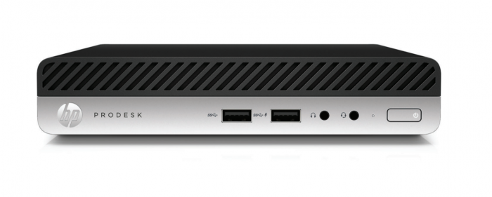HP Prodesk 405 G4 (Bild: HP)