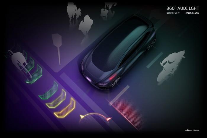 Audi AI:ME (Bild: Audi)