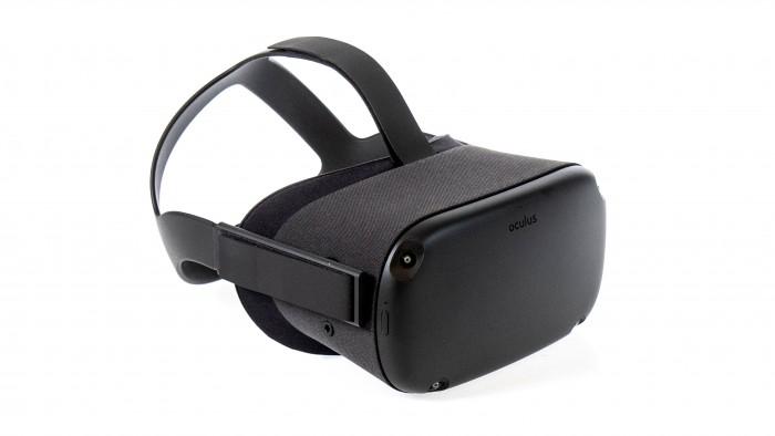 Oculus Quest (Bild: Marc Sauter/Golem.de)