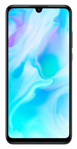 Das neue P30 Lite von Huawei hat einen 6,15 Zoll großen Bildschirm. (Bild: Huawei)