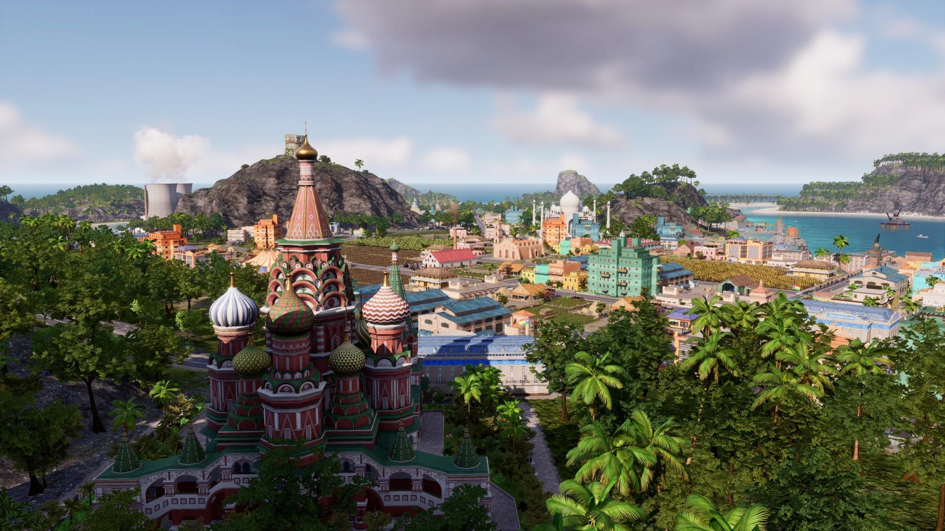 Tropico 6 im Test: Wir basteln eine Bananenrepublik -