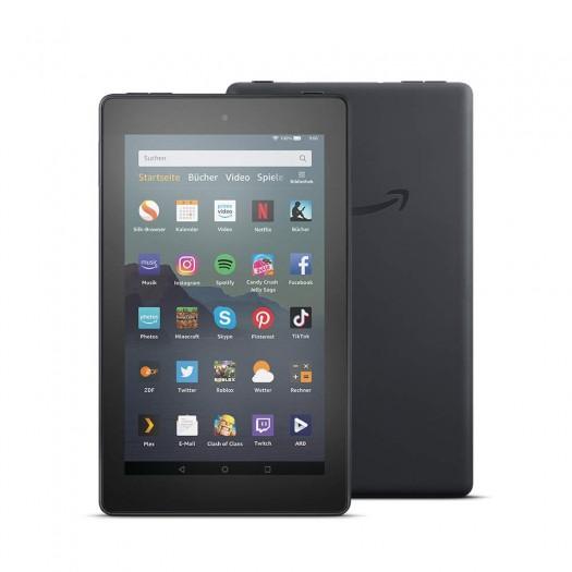 Amazon hat ein neues Modell seines Fire-7-Tablets vorgestellt. (Bild: Amazon)