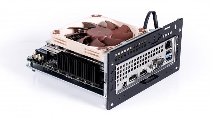 DeskMini A300 im Test: Asrocks 2-Liter-Ryzen-Barebone überzeugt