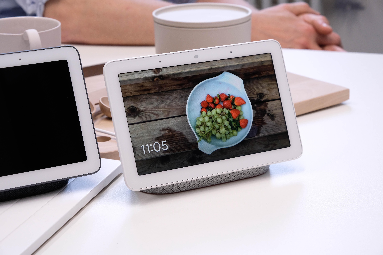 Nest Hub im Hands On: Googles erstes Smart Display kostet 130 Euro -