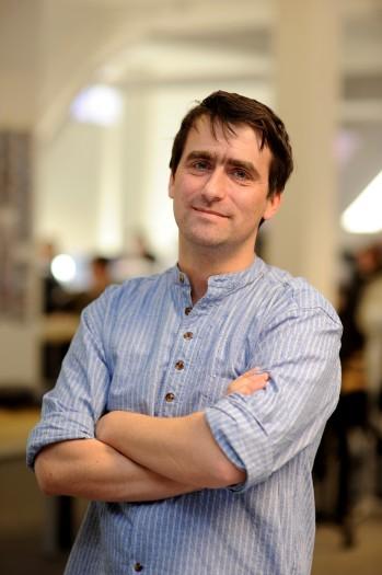 Bernd Beyreuther ist Studioleiter bei Softgames, einem Entwickler von Mobile Games. (Bild: Softgames)