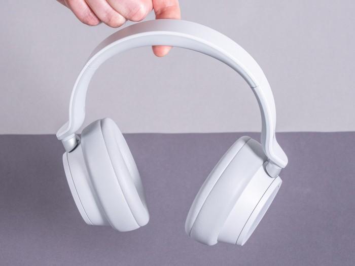 Microsofts Surface Headphones (Bild: Martin Wolf/Golem.de)
