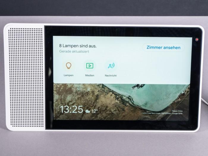 Lenovos Smart Display (Bild: Martin Wolf/Golem.de)