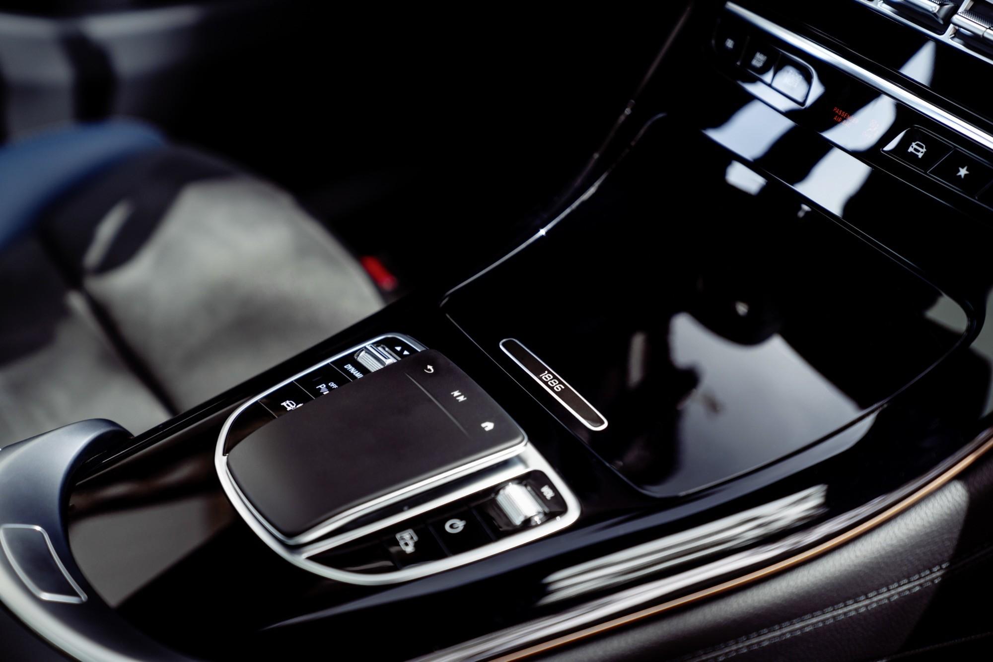 Elektro-SUV: Produktion des Mercedes-Benz EQC beginnt - Mercedes-Benz EQC (Bild: Daimler)