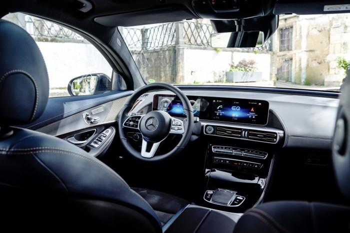 Mercedes-Benz EQC (Bild: Daimler)
