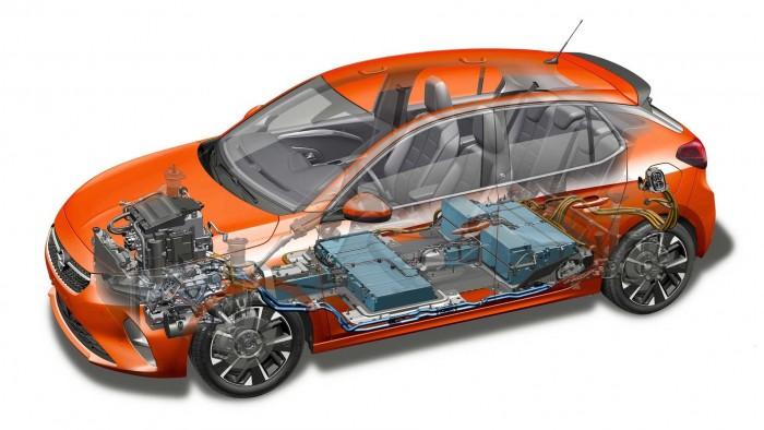 Opel Corsa-e (Bild: Opel)