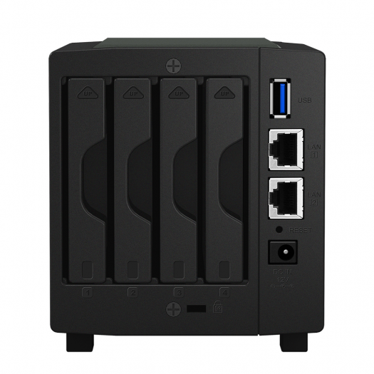 DS419Slim (Bild: Synology)