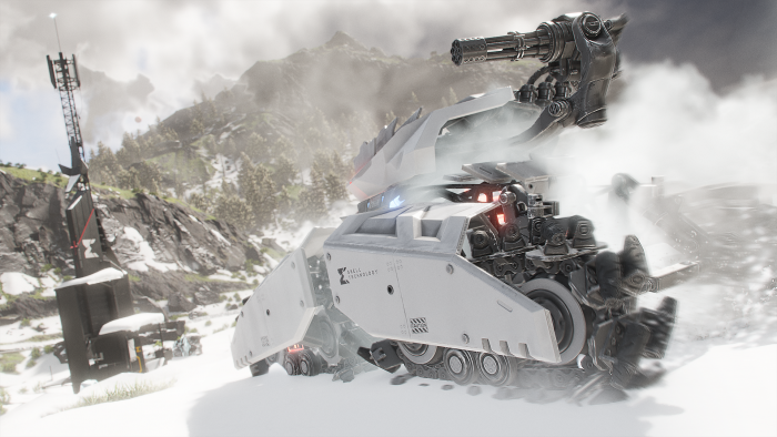 Artwork von Ghost Recon Breakpoint (Bild: Ubisoft)