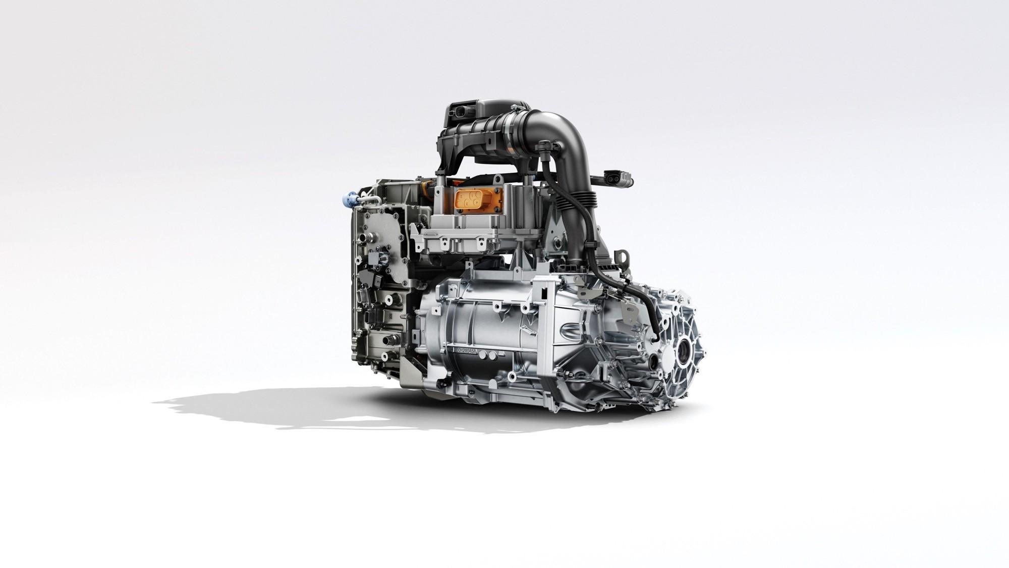 Elektroauto: Neuer Renault Zoe fährt 390 Kilometer weit - Der neue Motor des Renault Zoe (Bild: Renault)