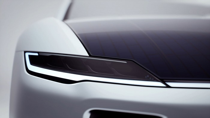 Lightyear One ist ein Elektroauto, ...  (Bild: Lightyear)