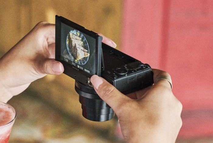 Sony RX100 VII (Bild: Sony)