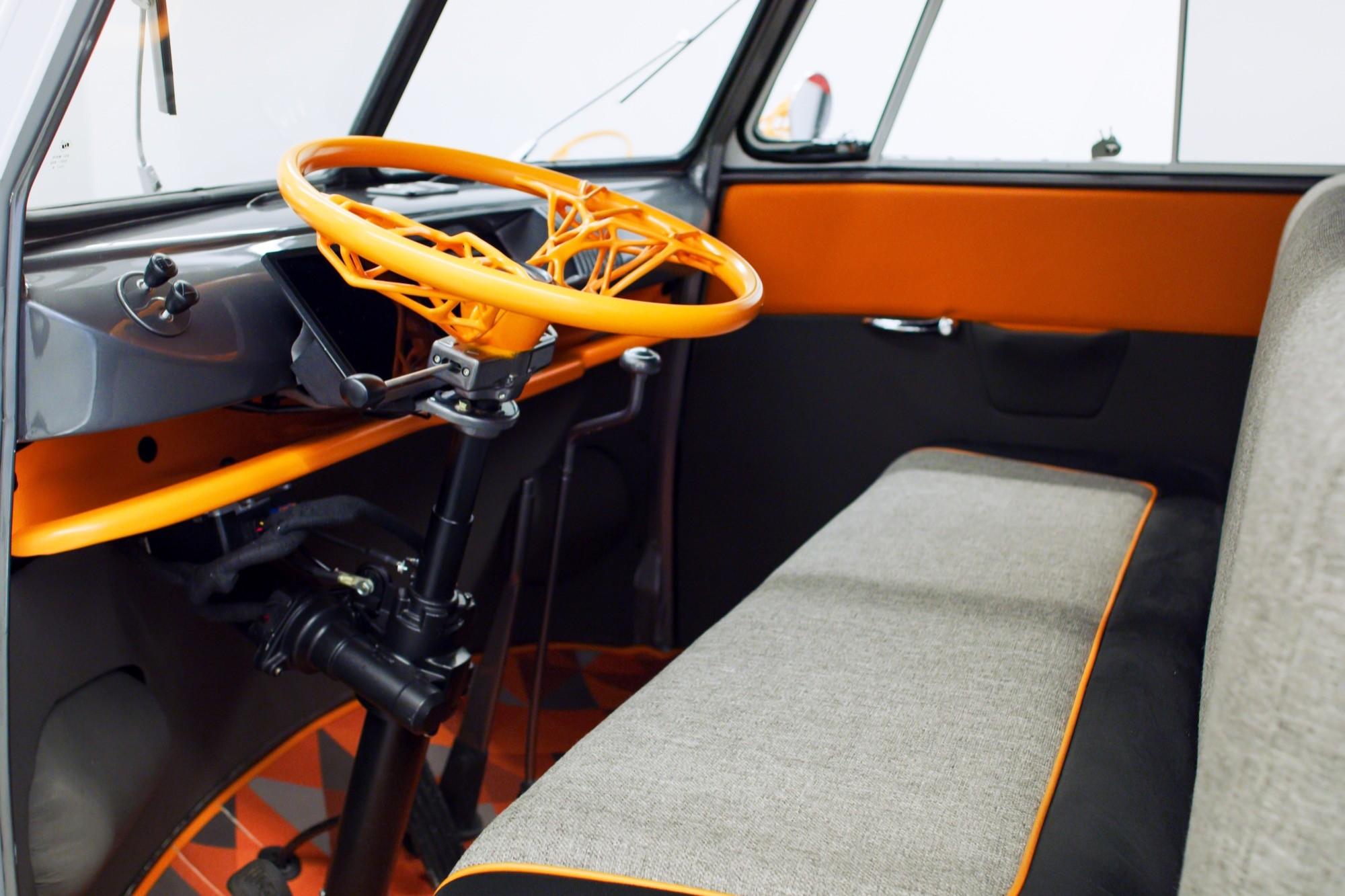 Bus: Volkswagen elektrifiziert den alten Bulli - Volkswagen Typ 20 (Bild: Volkswagen USA)