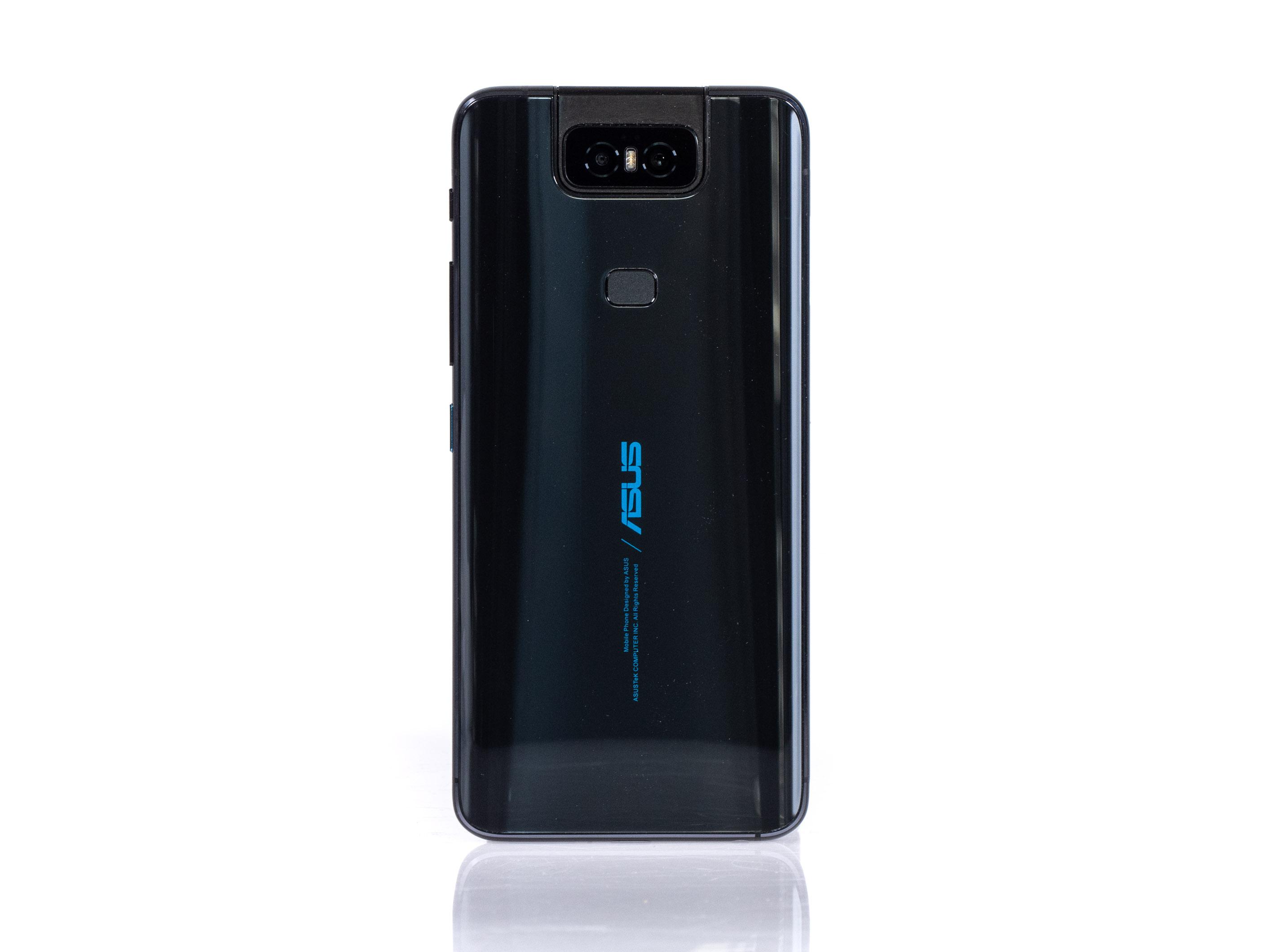Zenfone 6 im Test: Asus' Ansage an die Smartphone-Konkurrenz -
