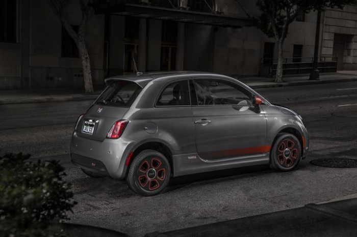 Fiat 500e (Bild: Fiat)