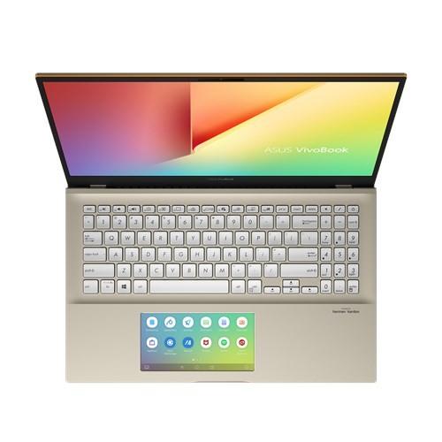 Asus Vivobook S15-532 mit Screenpad 2.0. (Bild: Asus)