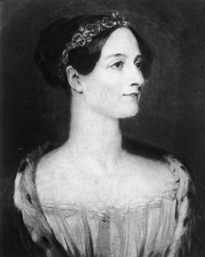 Ada Lovelace (geborene Byron, 1815-1852) um 1840. Nach ihr ist die Programmiersprache ADA benannt. (Bild: Hulton Archive/Getty Images)