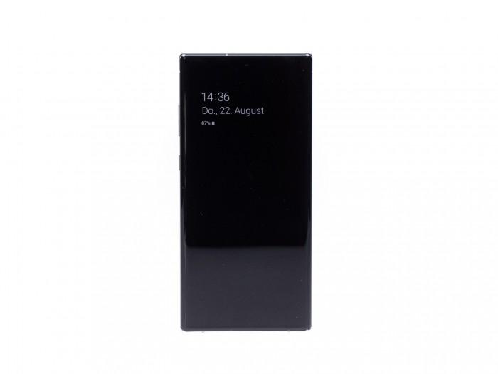 Samsungs neues Galaxy Note 10+ ist das bisher größte Modell der Note-Reihe. (Bild: Martin Wolf/Golem.de)