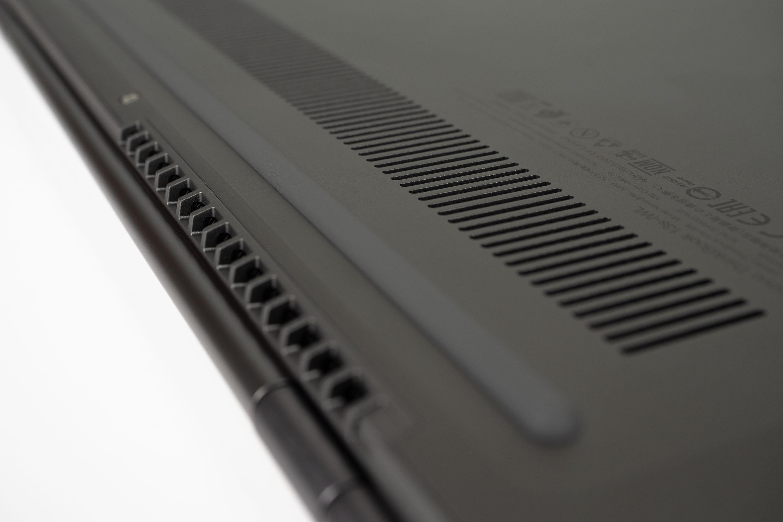 Lenovo Thinkbook 13s im Test: Ein schickes Ultrabook muss nicht teuer sein - Lenovo Thinkbook 13s (Bild: Heiko Raschke/Golem.de)